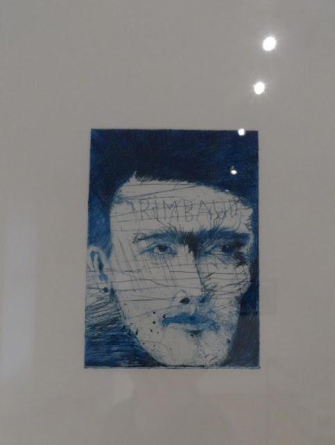 Arthur Rimbaud par Jim Dine