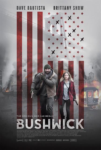 Bushwick (2017) ταινιες online seires xrysoi greek subs