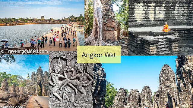 If you are going to Cambodia, my assumption is that you will be visiting Angkor Wat complex of temples. Because of course you must. We did a one-day tour to Angkor Wat and covered Ta Prohm, Bayon, and Angkor Wat. Unless you are really interested in temples and architecture, this much should be enough for you. However if you want to explore more, you can purchase a 3 day or a 7 day pass to Angkor Wat Complex.    Ta Prohm is where you will see a miracle. You will see signs of devastation all along. Rocks that once were a part of the massive temple structure lie strewn around. At first we thought that this destruction was caused by Khmer Rouge and were really angry. However, later we found out that the destruction was because of nature taking control. Immediately, our anger vanished, because how can you be angry with nature. Another thing to note is that Ta Prohm is right now being restored, and Cambodian Government is working with the Indian Government to get this done.