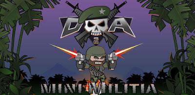 Download Doodle Army 2: Mini Militia Mod (Pro Pack Unlocked)  v4.0.42 Offline