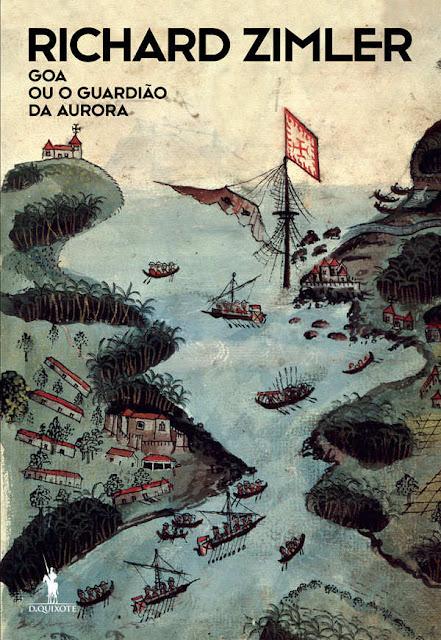Goa ou o Guardião da Aurora - Richard Zimler
