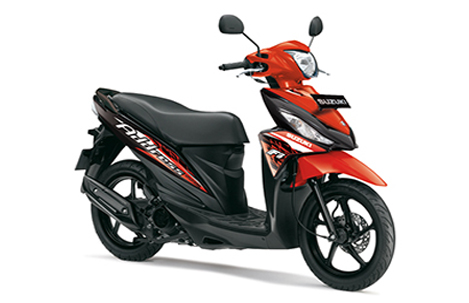 Spesifikasi, Harga dan Fitur New Suzuki Address FI Terbaru 2017