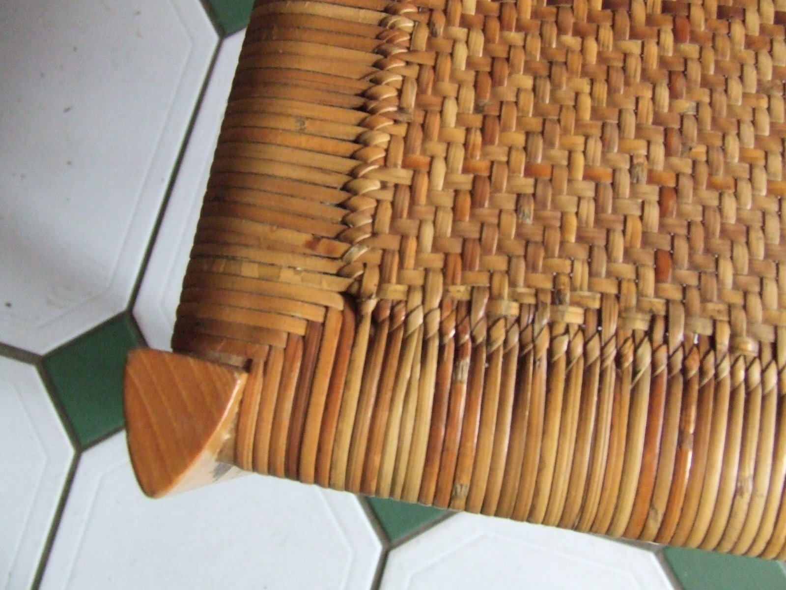 Former Glory Seat Weaving–Monday Mention