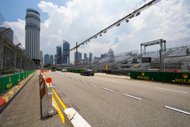 GP F1-Singapore