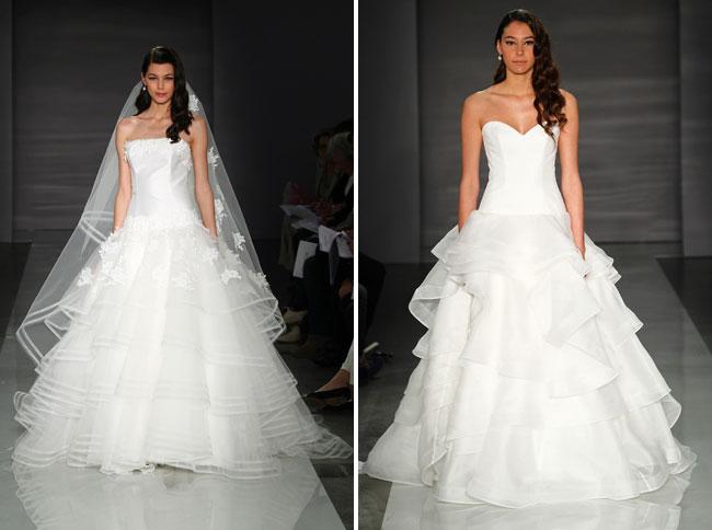 San Diego Style Weddings: Fashion Friday: Ball Gowns