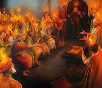 SINAIS DO PENTECOSTES