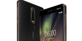 Full Specifications revealed afterwards the launch of this telephone inwards the Mobile World Congress Nokia vi total specification in addition to features