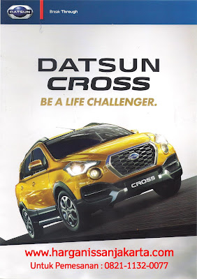 datsun cross cvt indonesia