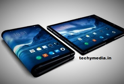 World's First Foldable Smartphone Launched