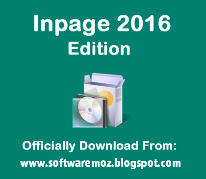 InPage Download Free New and Latest Version