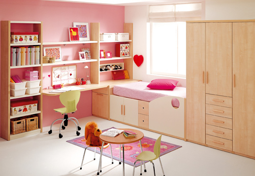 Pink Color Bedrooms Ideas For Girls 15 Picture Gallery