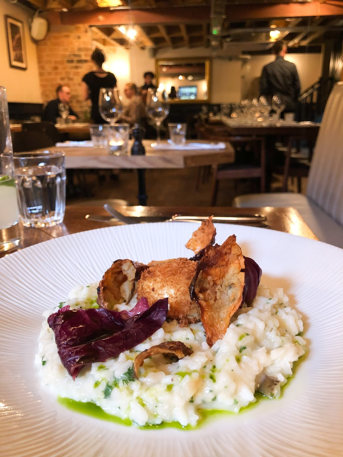 Liverpool Food Blogger - Wreckfish Menu Review