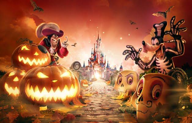 Halloween a Eurodisneyland, pretesto per un viaggio autunnale a Parigi