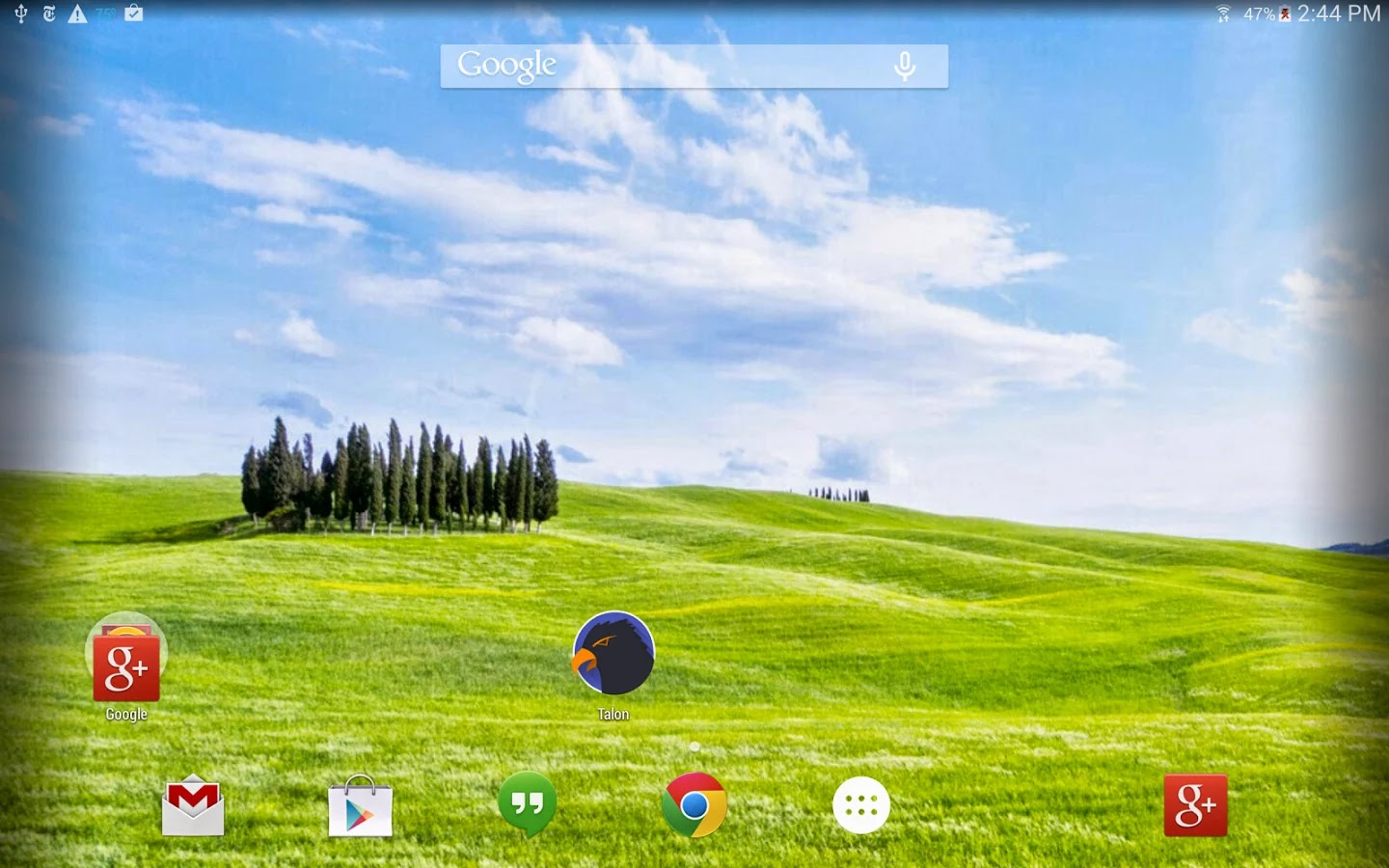 Blur - A Launcher Replacement v1.1.1