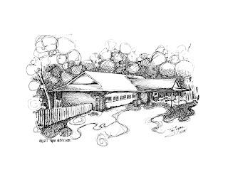 Walnut Farm Montessori School I by Tim Logan