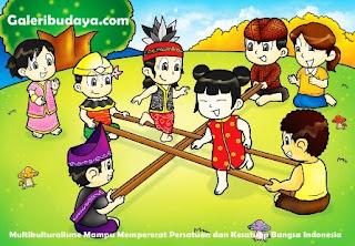 Multikulturalisme Mempererat Persatuan dan Kesatuan Bangsa Indonesia