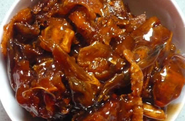 Cách làm món mực rim me chua cua cay cay ngon tuyệt