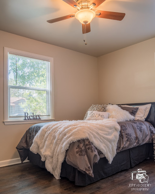 photo of a bedroom at a home for sale in Denver Colorado