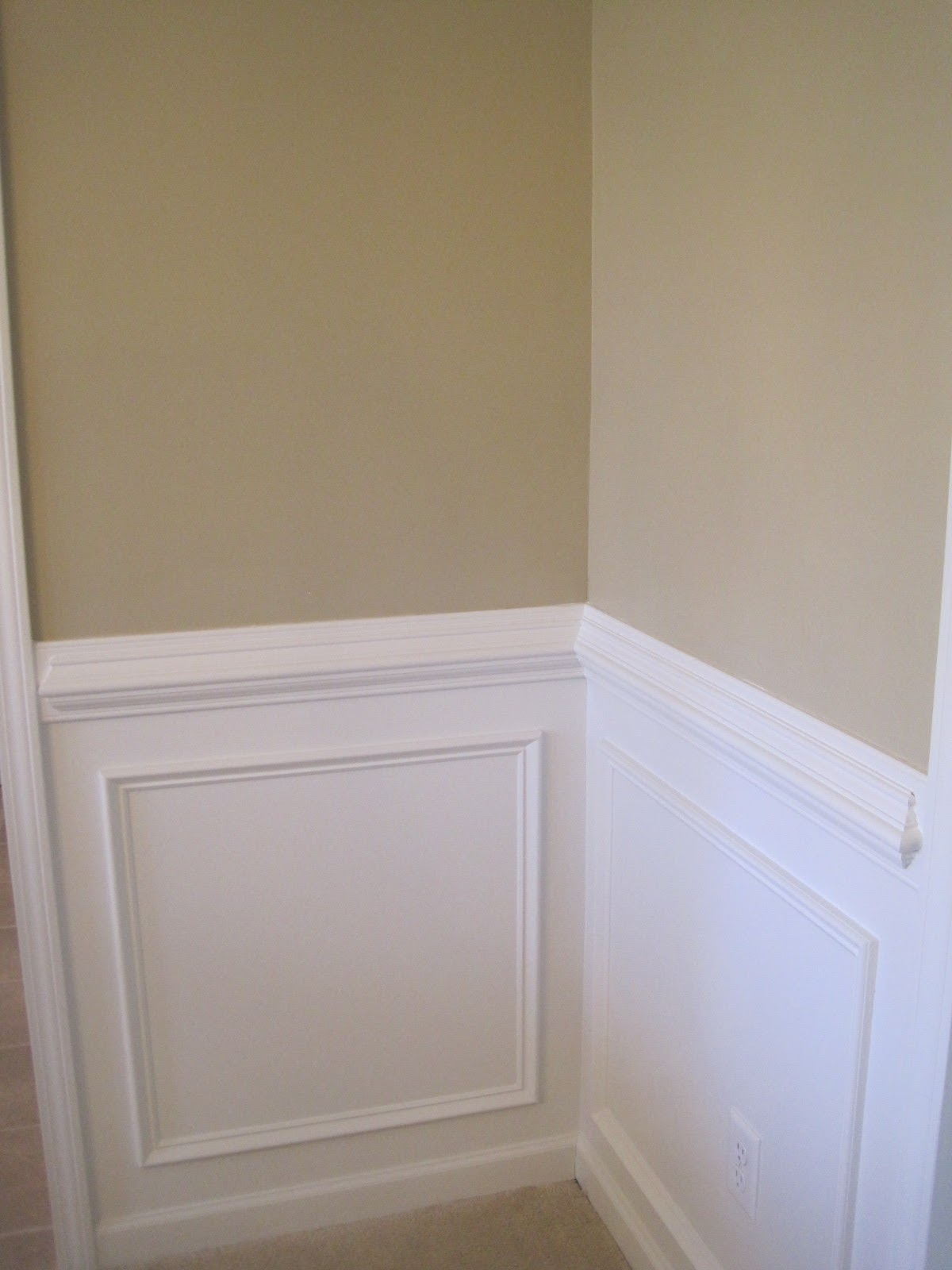 Chair Rail Designed To Dwell More Molding