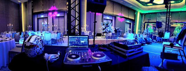 Fairmont Quasar Istanbul Hotel Mecidiyeköy | DJ Serhat Serdaroğlu | Düğün DJ