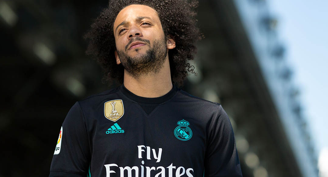 new concept 243e2 1b307 Real Madrid 17-18 Away Kit Released - Footy Headlines