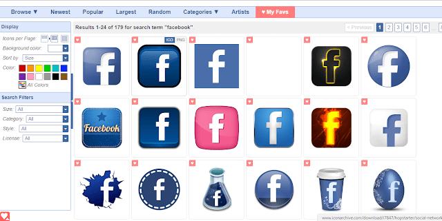 افضل 3 مواقع لتحميل الايقونات والصور للتصميم والمونتاج مجانا