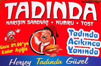 TADINDA Sandviç Kumru Tost Kötekli Menteşe Muğla