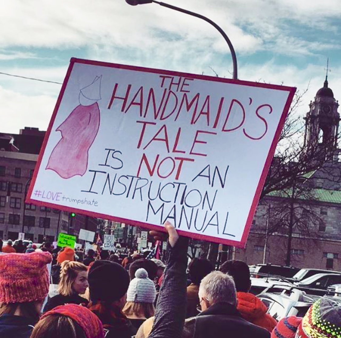 The Invisibility Myth The Invisibility Myth Part 10 The Handmaids