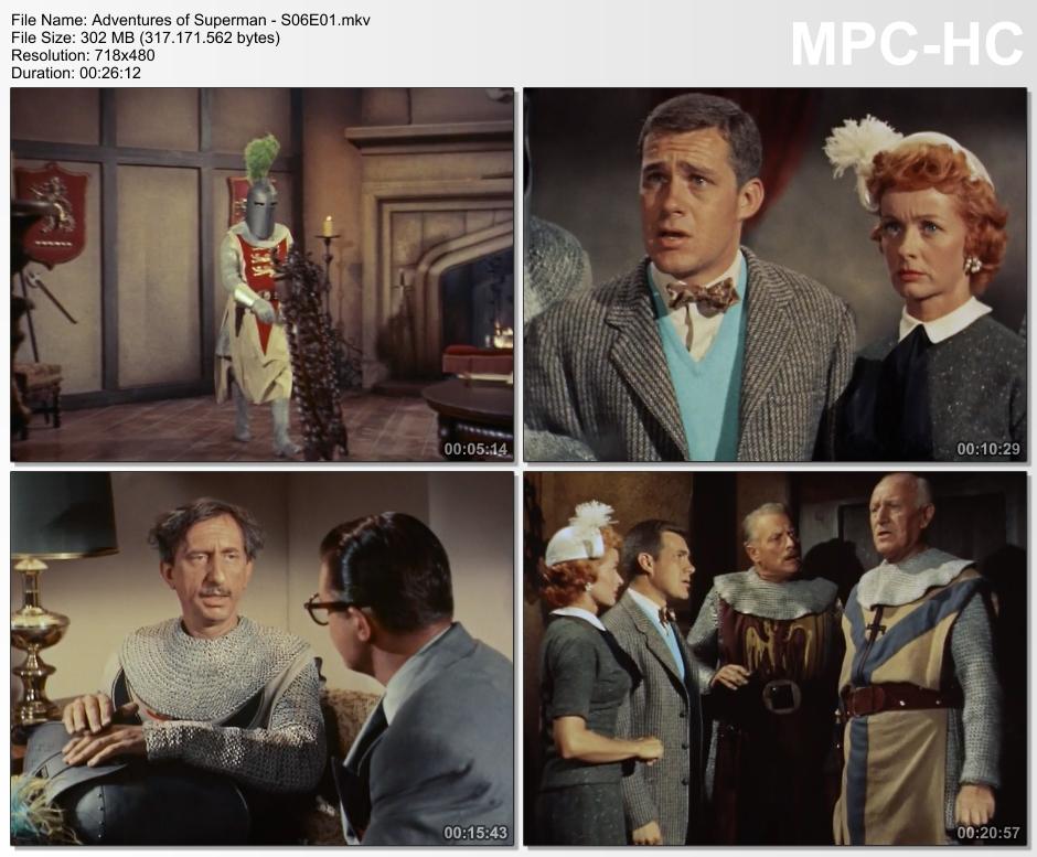 [size=14][b]AS AVENTURAS DO SUPER-HOMEM (SÉRIE PARA TV) – 1952-1958 5
