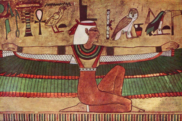 SITHAADAL: ISIS, OSIRIS AND HORUS - A DIVINE FAMILY