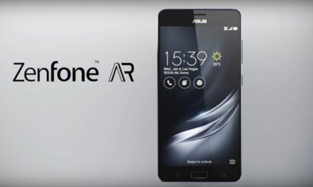 Asus Zenfone AR Harga dan Spesifikasinya