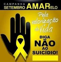 Setembro Amarelo alerta para a prevenção ao suicídio