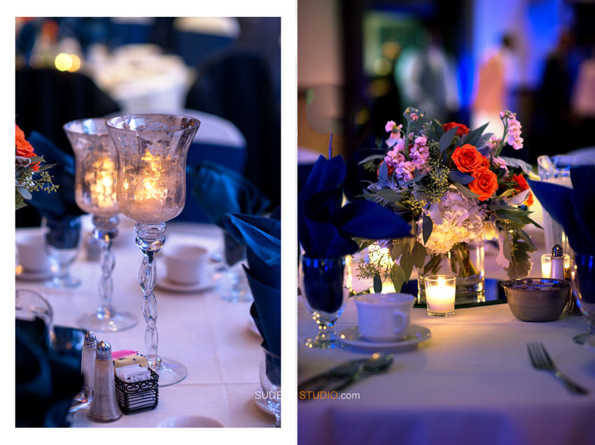 Club Ventian Wedding Decoration Photography - Ann Arbor Photographer Sudeep Studio.com