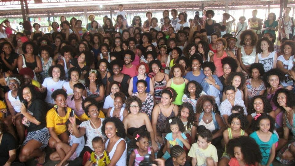 Evento Encrespa Geral São Paulo 2014
