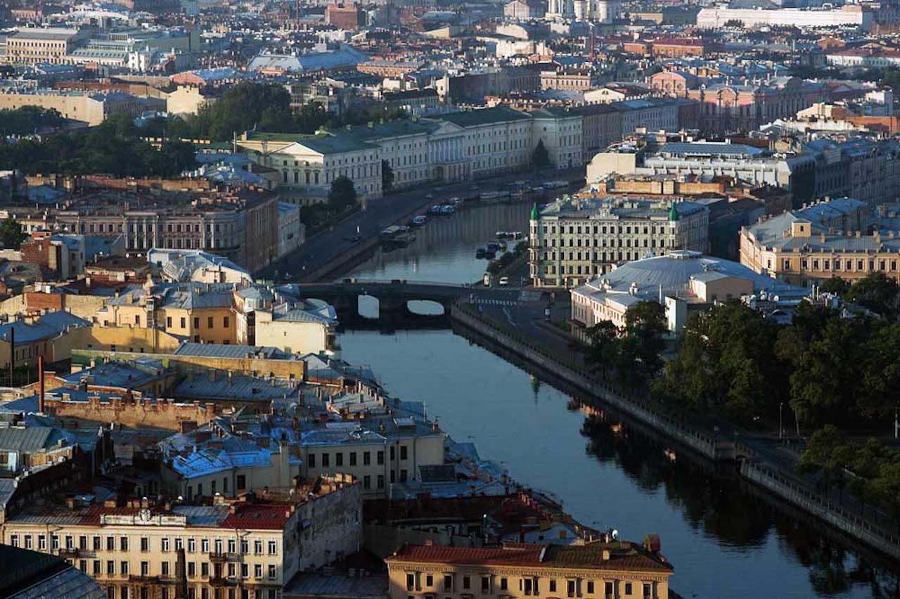 São Petersburgo | Cidade da Rússia