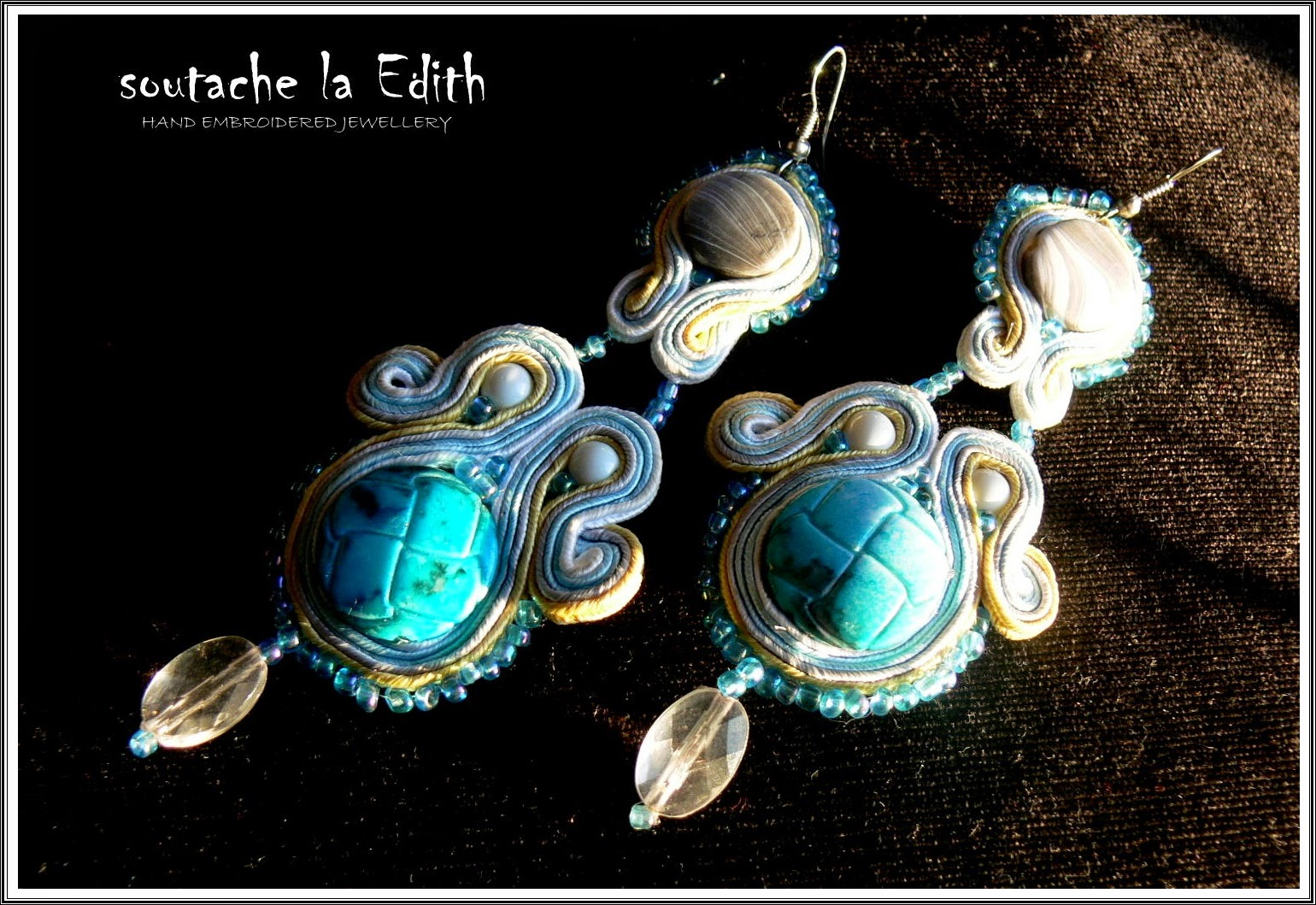 SOUTACHE LA EDITH... tu rządzi kolor!