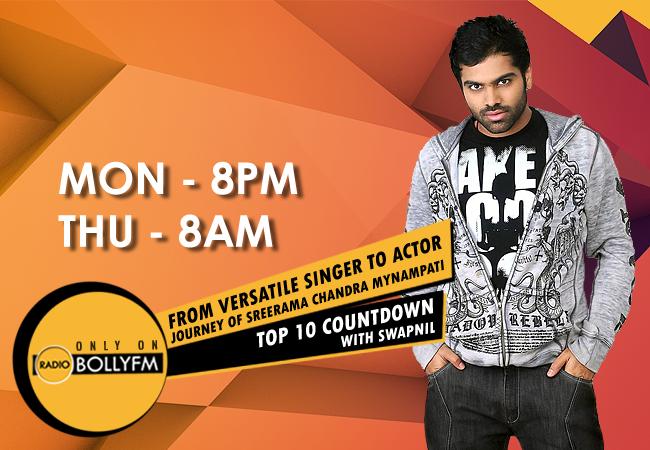Sreerama Chandra Mynampati, BOLLYFM TOP 10