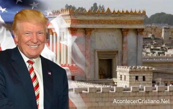 Donald Trump y el Tercer Templo de Jerusalén
