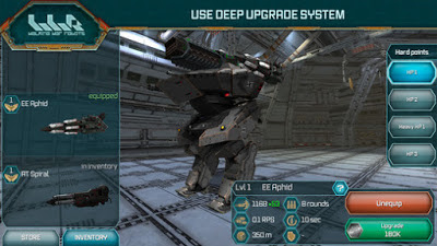 Walking War Robots v1.4.2 Mod+Apk (Unlimited Money)