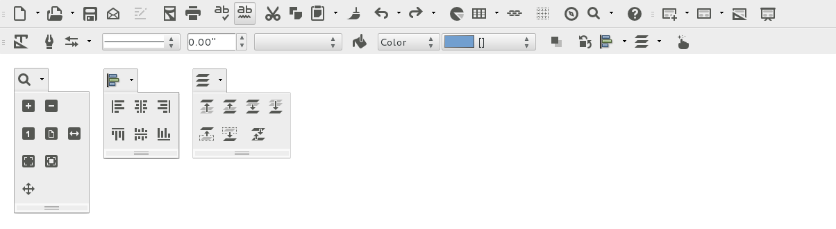 Try The New LibreOffice Flat Icon Set ~ Web Upd8: Ubuntu