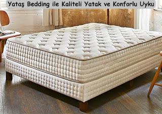 yataş bedding ile kaliteli yatak ve konforlu uyku