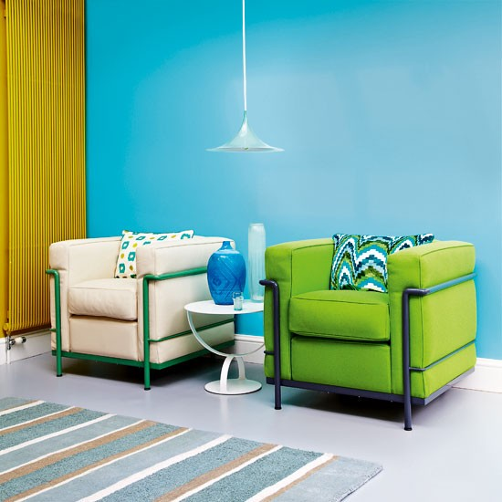 New Home Interior Design: Modern Living Room - Collection 2
