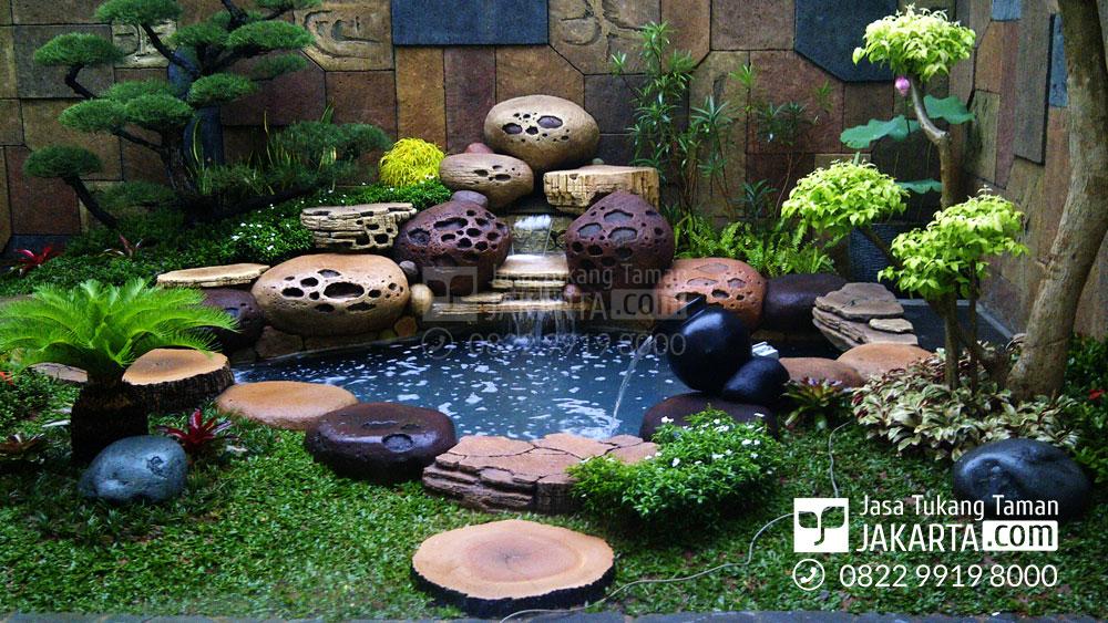 Jasa Kolam Klasik Bogor