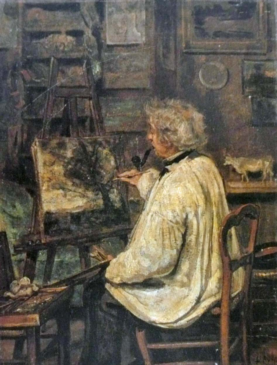 Art artists camille corot part 11 for Camille corot