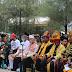 Pewaris Raja-raja Bertemu di Tugu Nol Banda Aceh