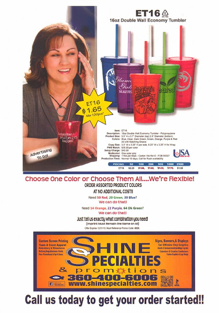 Rainier Lions Club Shine Specialties Amp Promotions