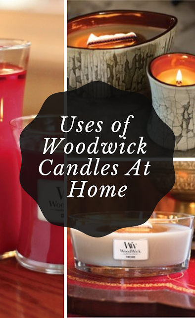 How To Use Woodwick Candles