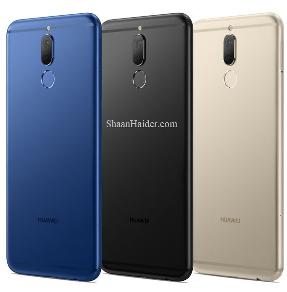 Huawei Mate 10 Lite : Full Hardware Specs, Features, Prices and Availability