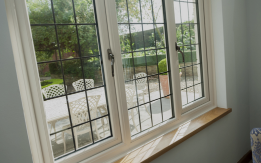 Energy Efficient Double Glazed Windows