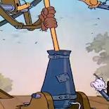 Macchine e invenzioni bizzarre nell'animazione americana